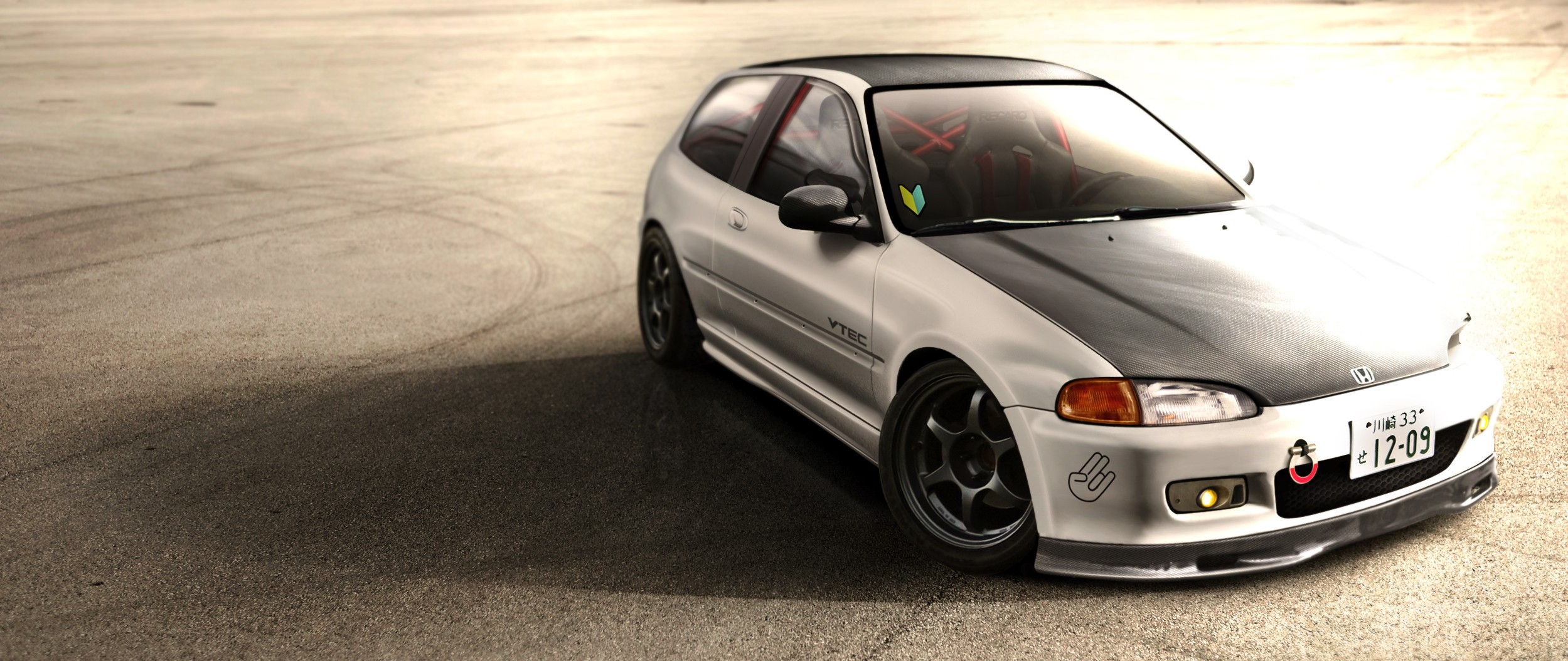 Image for Honda Civic JDM Wallpaper Images | Cars & Coffee
