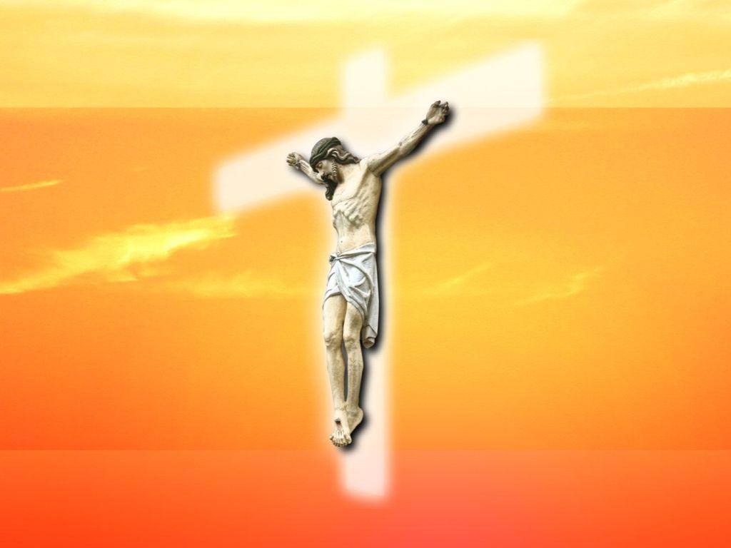 Jesus Christ On The Cross Wallpaper Sf Wallpaper