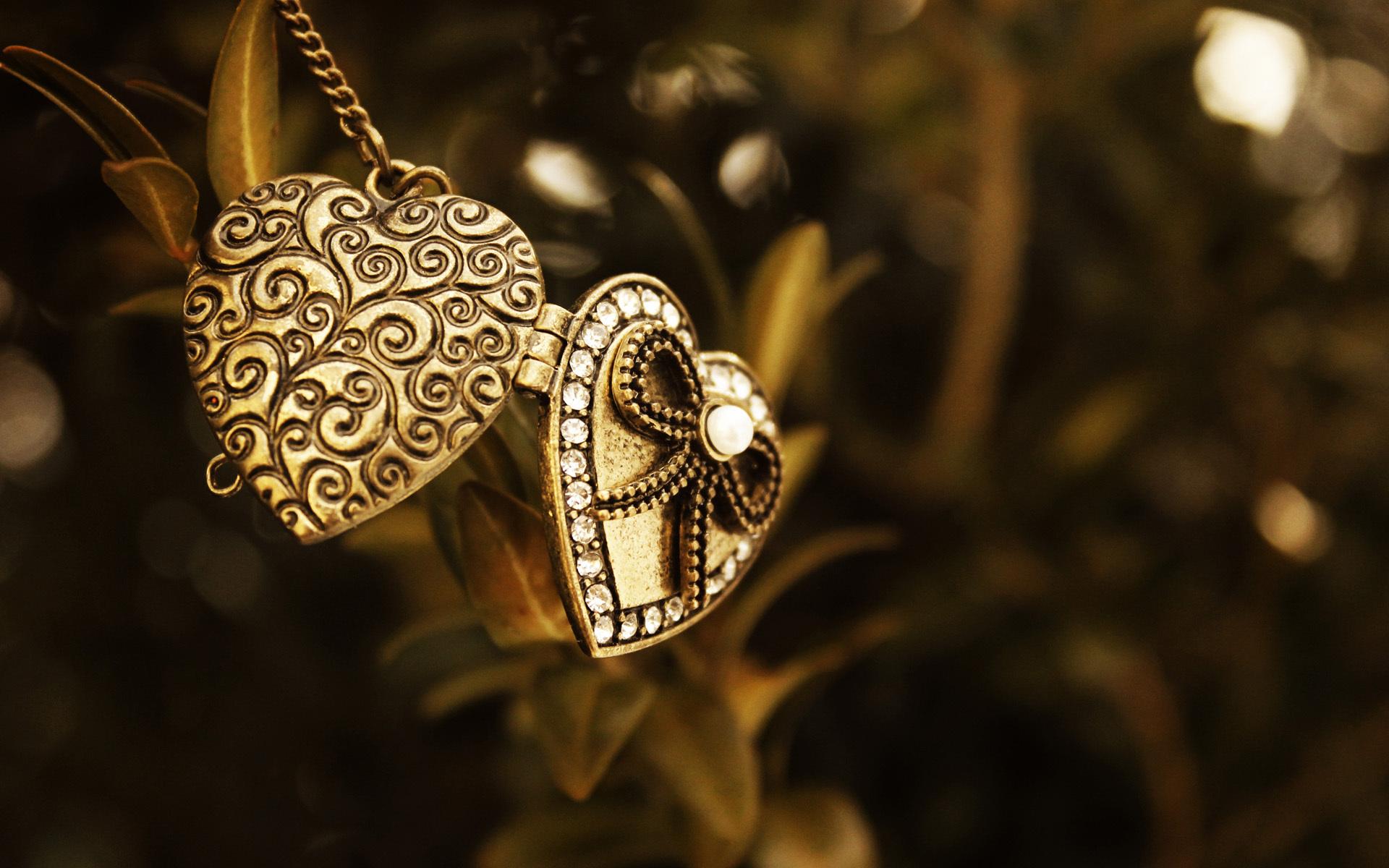 Jewellery Background Wallpaper