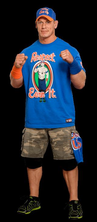 John Cena | WWE com