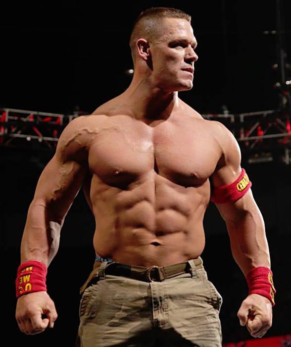 John Cena Height Weight Body Statistics - Healthy Celeb