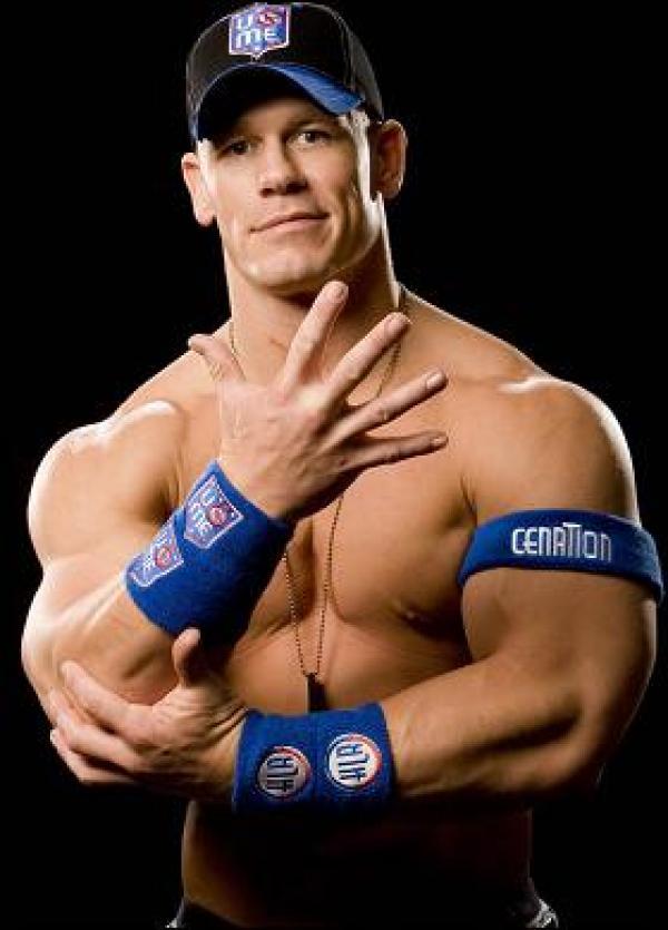 John Cena: Profile & Match Listing - Internet Wrestling Database (IWD)