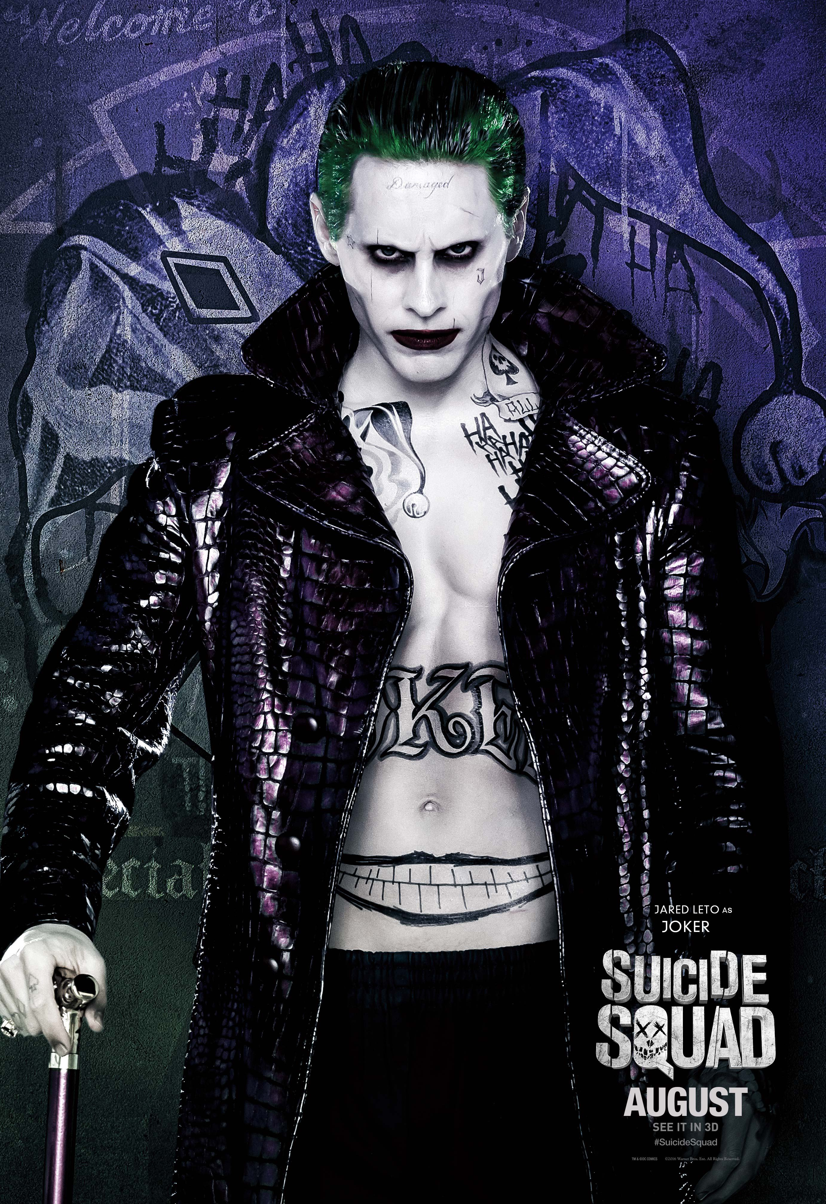 The Joker | DC Extended Universe Wiki | Fandom powered by Wikia