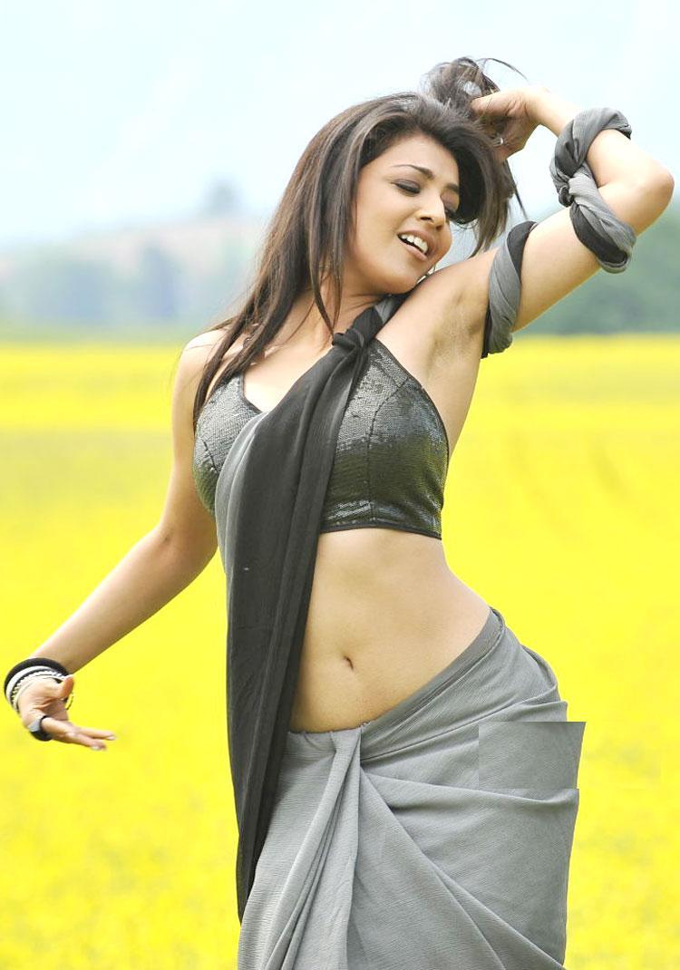 Sexy Kajal Agarwal Sexy bikini & Kajal Agarwal Hot Wallpaper in HD