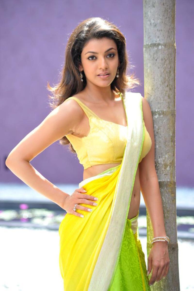Telugu4u Net - kajal agarwal hot in saree (22) - kajal Mobile