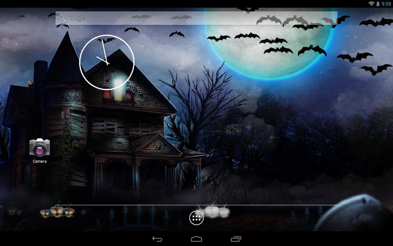 Free live halloween wallpaper downloads