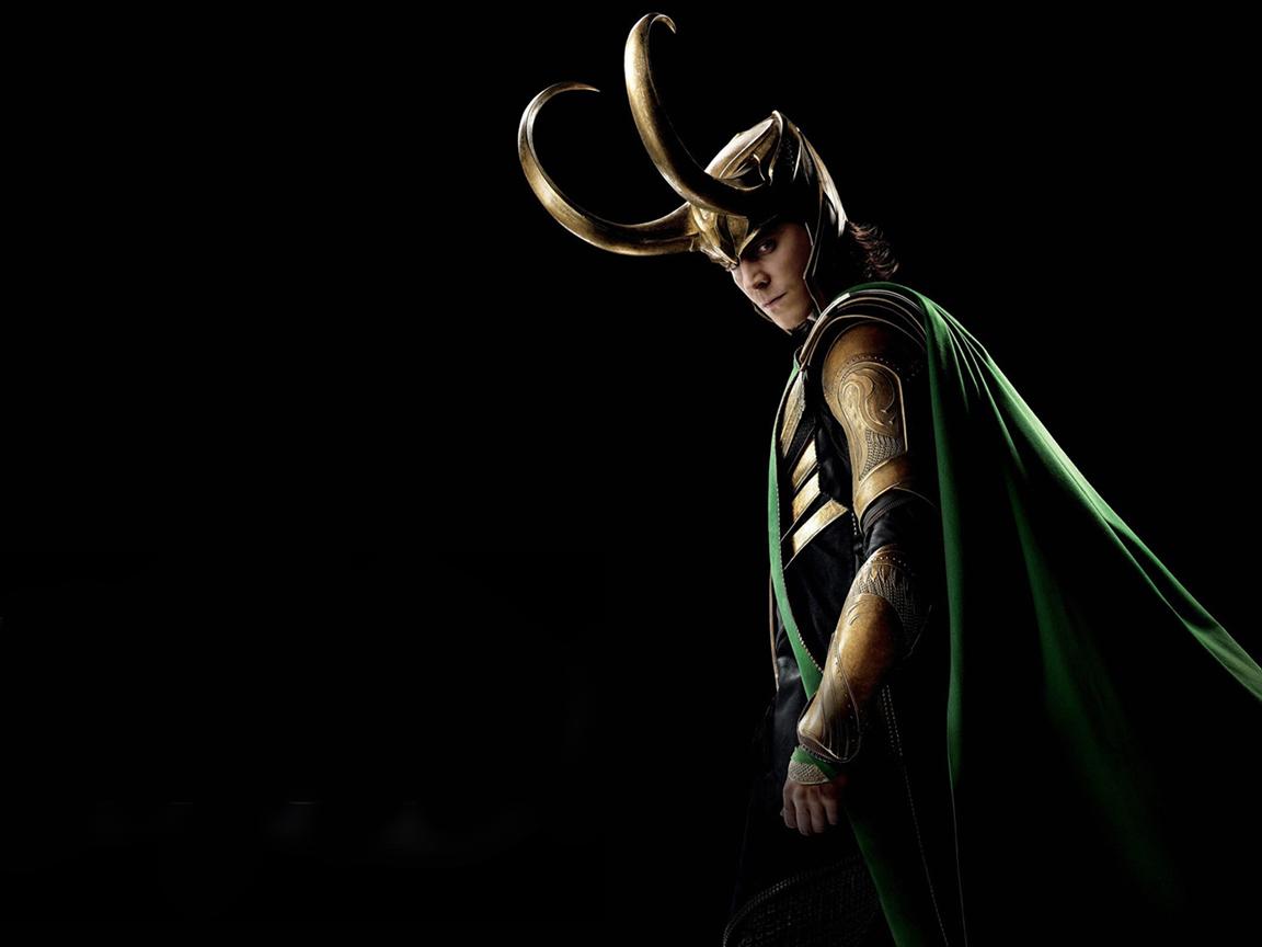 The Avengers Villain Loki HD Wallpapers [Avengers Character Wallpapers
