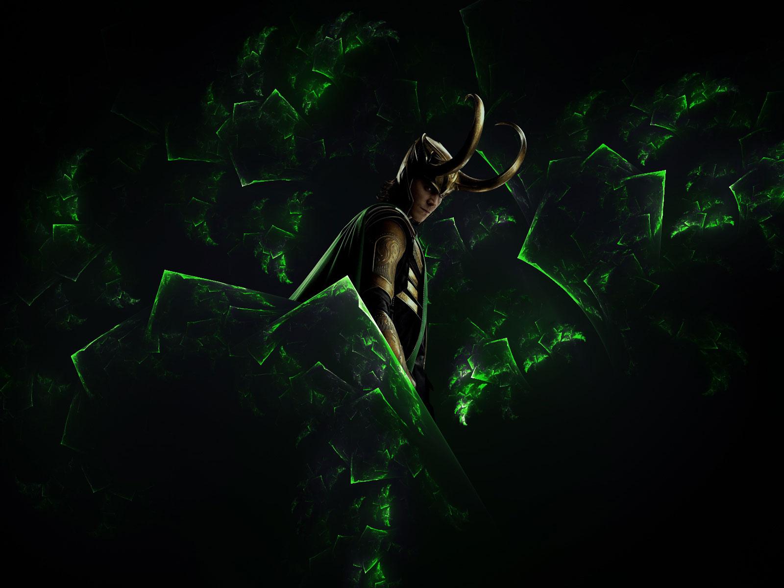 Thor and Loki Wallpaper - WallpaperSafari