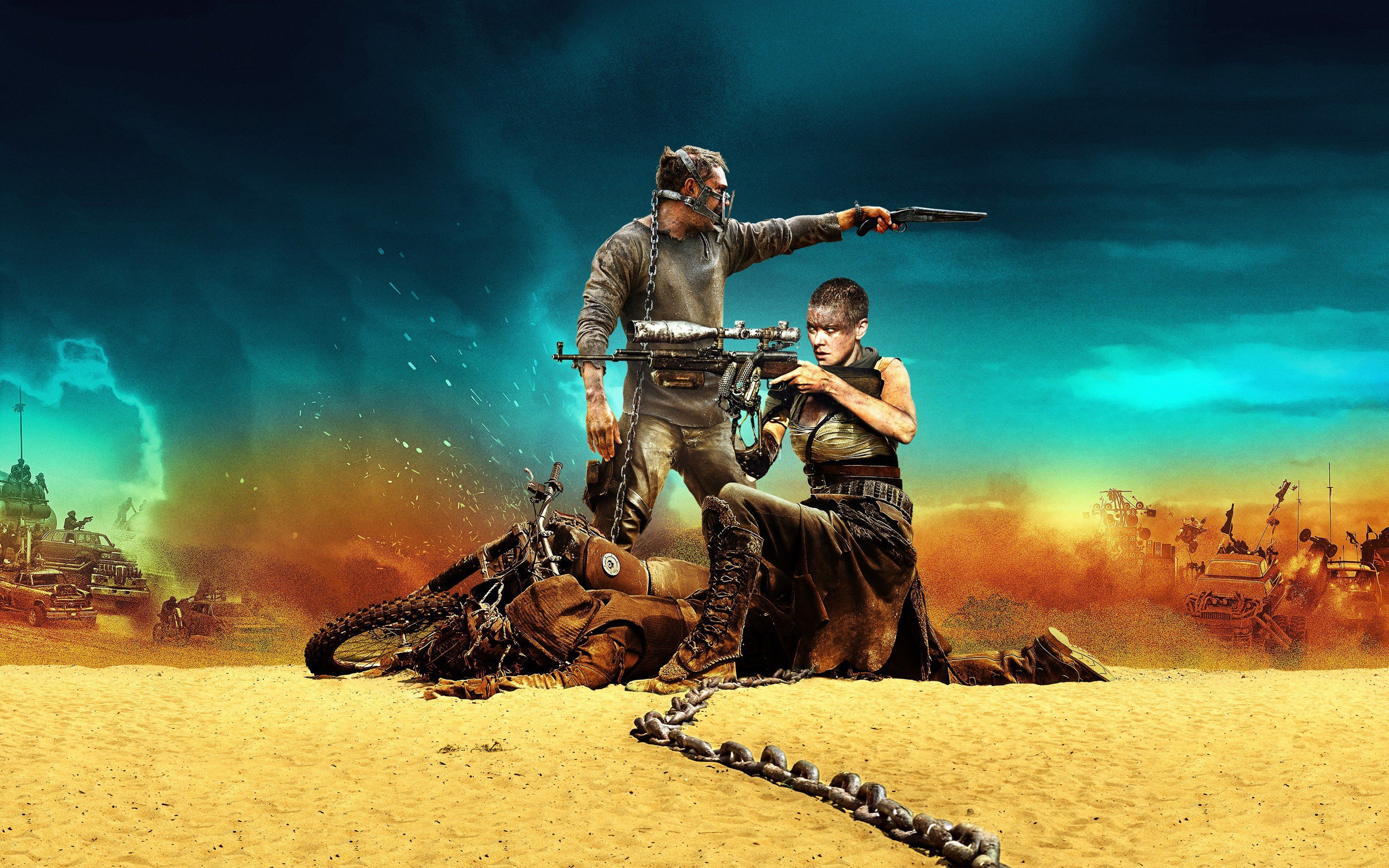 16 HD Mad Max Fury Road Movie Wallpapers - HDWallSource com