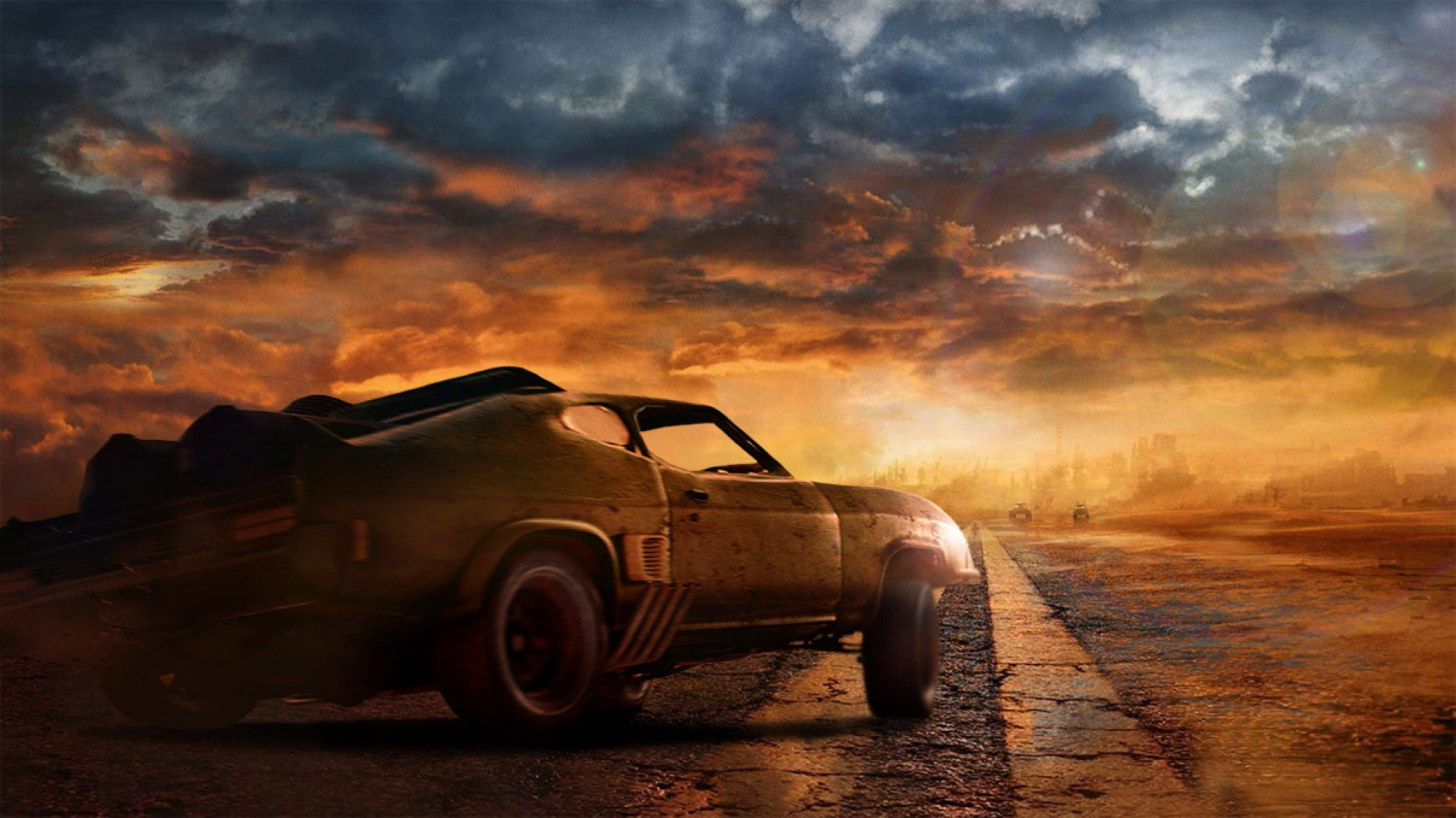 Mad Max HD Wallpaper - WallpaperSafari