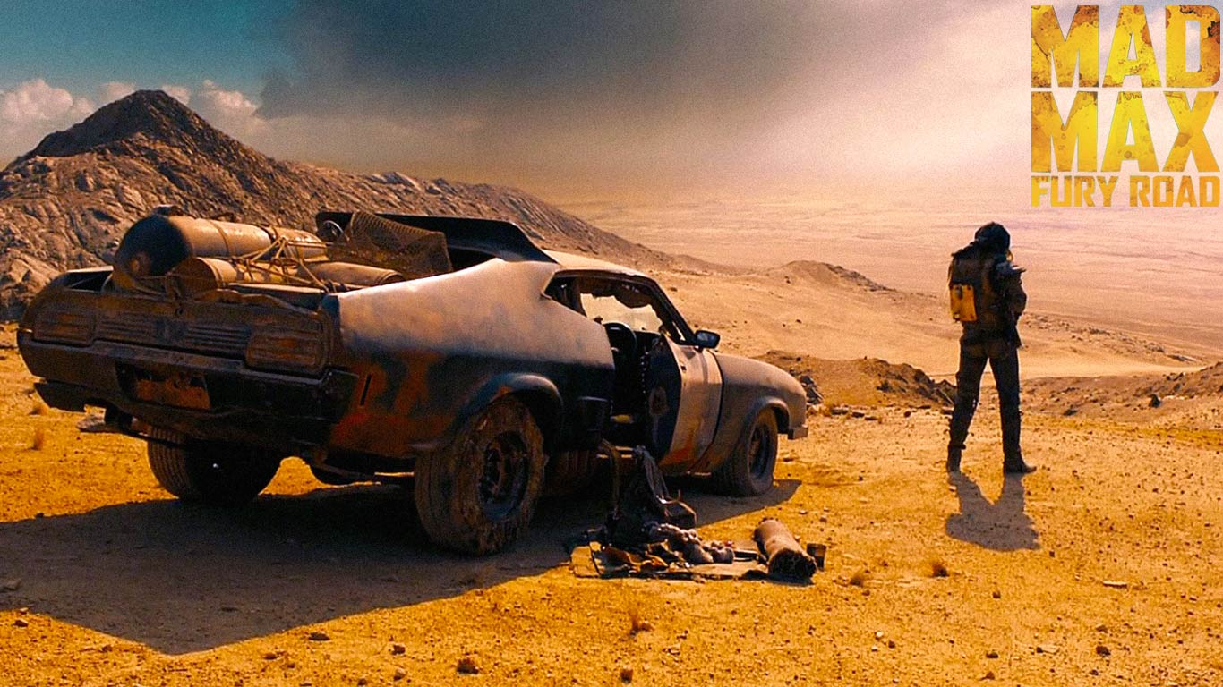Mad Max Wallpapers, Mad Max Backgrounds - Stephen Foronda