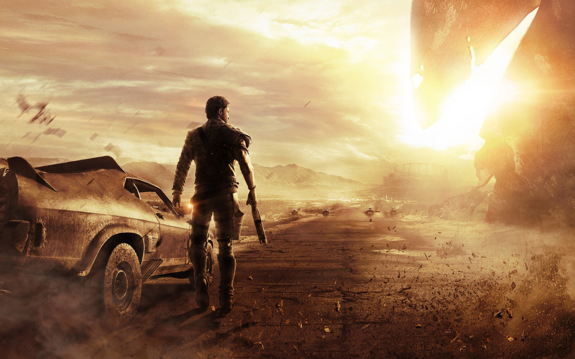 46 Mad Max HD Wallpapers | Backgrounds - Wallpaper Abyss