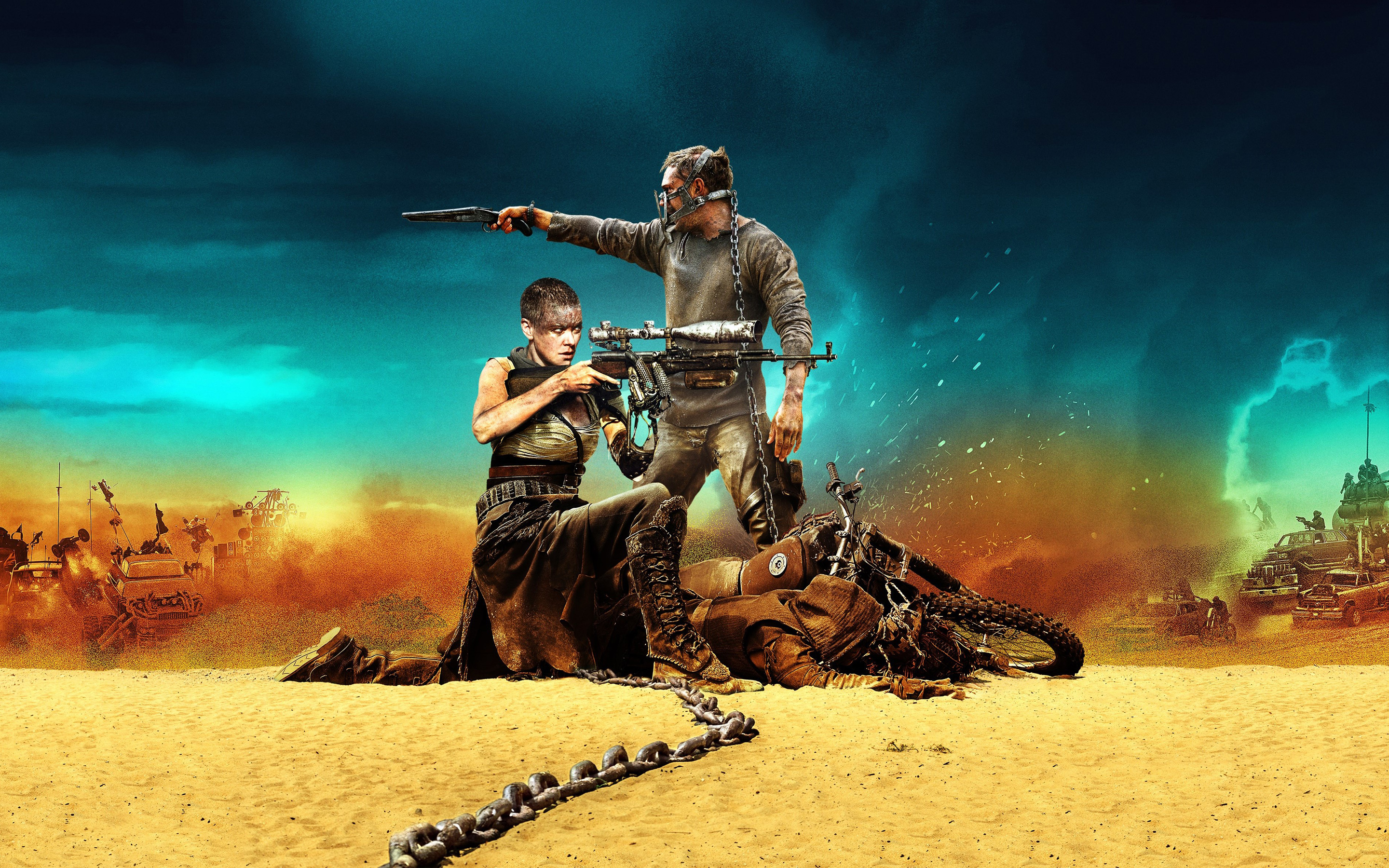 44 HD Creative Mad Max Pictures, Full HD Wallpapers