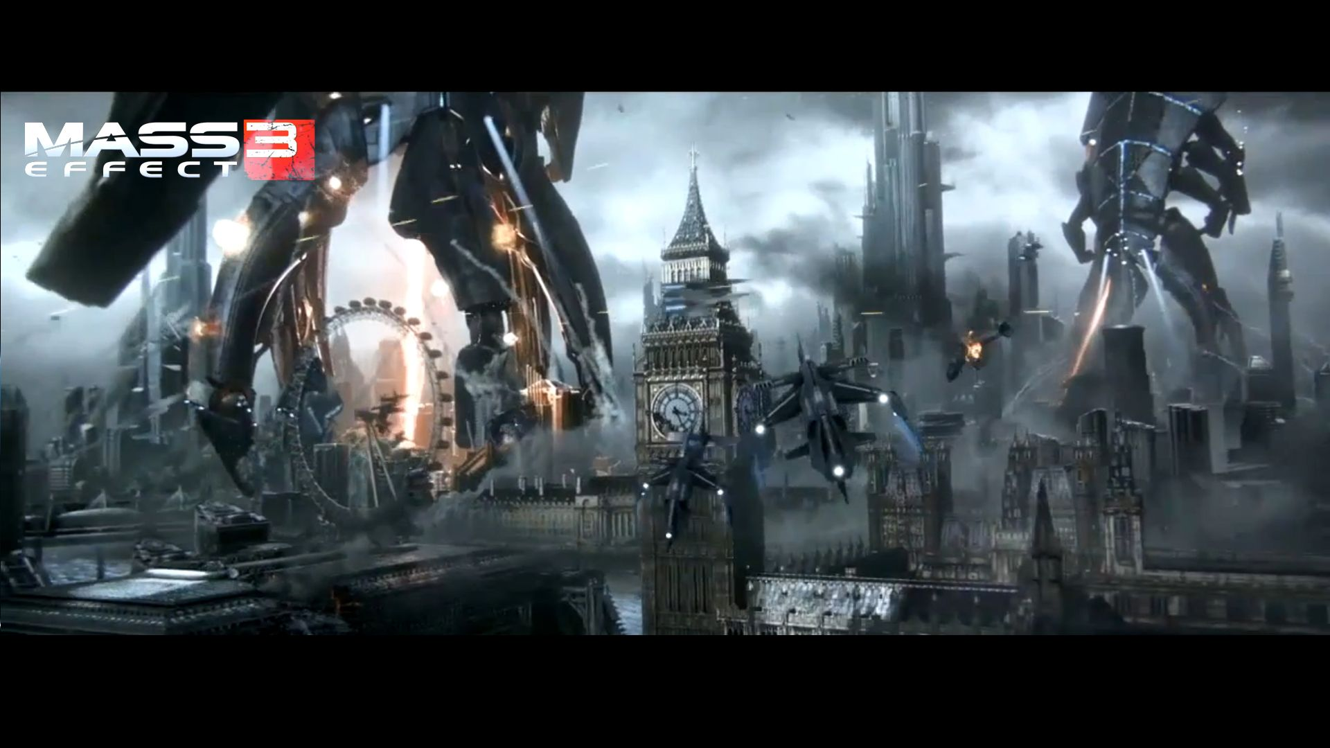 Mass Effect 3 Backgrounds Sf Wallpaper