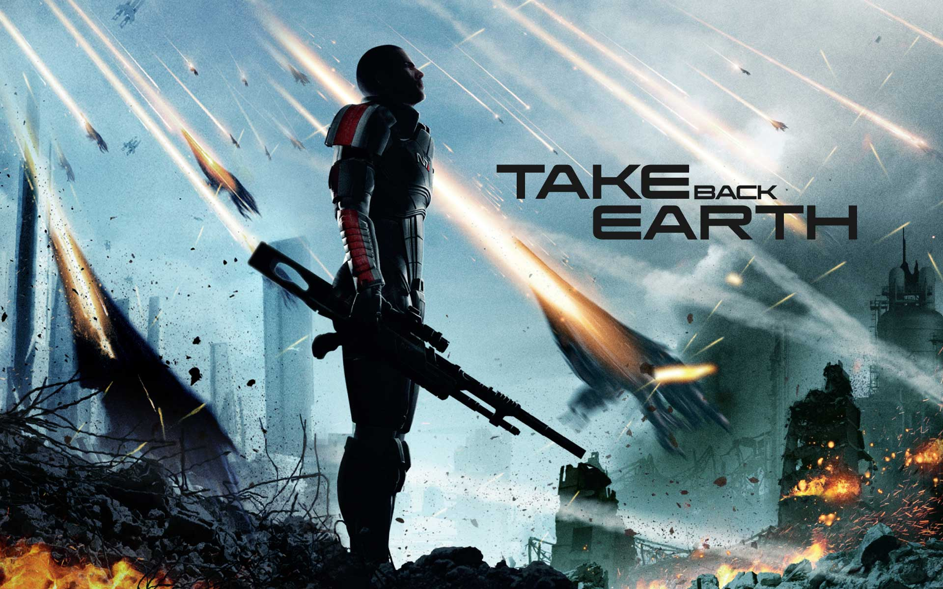 Mass Effect Wallpaper Wallpapers High Quality | Download Free