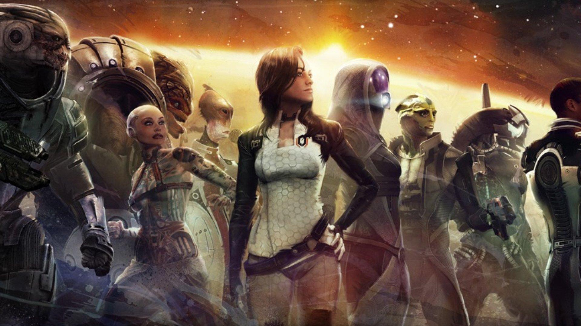 36 Legion (Mass Effect) HD Wallpapers | Backgrounds - Wallpaper Abyss