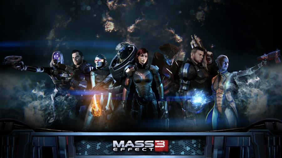 BioWare | Mass Effect | Images