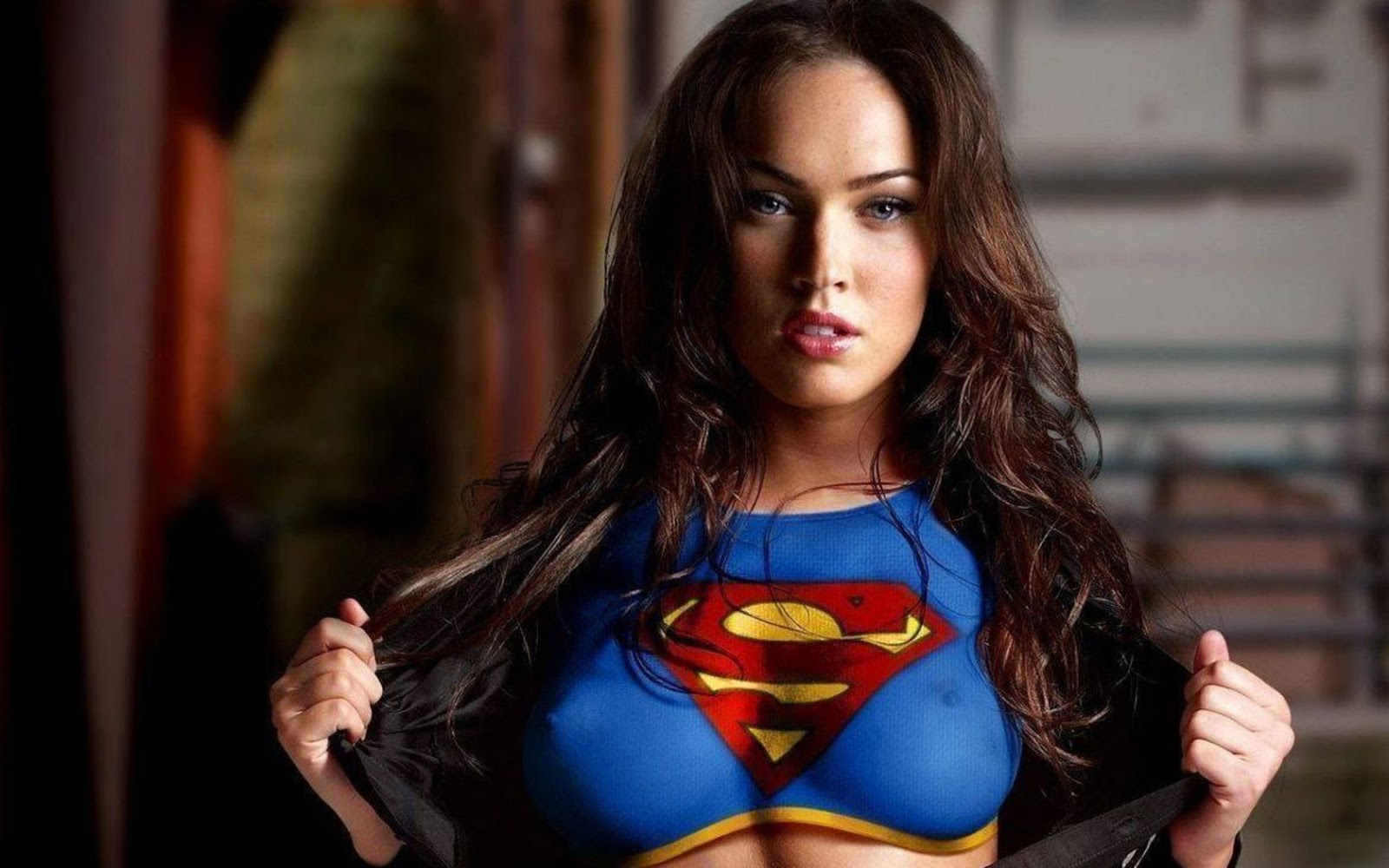 This is a sport right? megan fox super girl | My Favorite Sport
