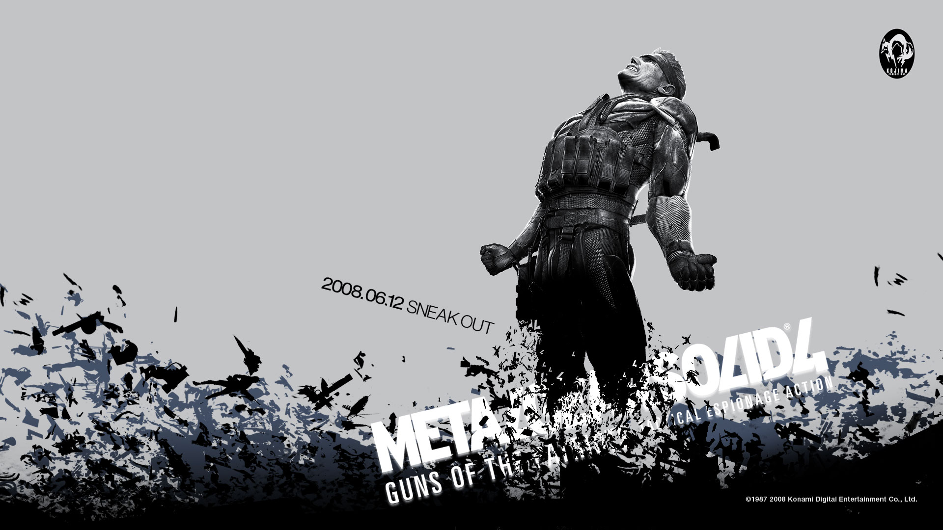 39 Metal Gear Solid Wallpapers Pictures