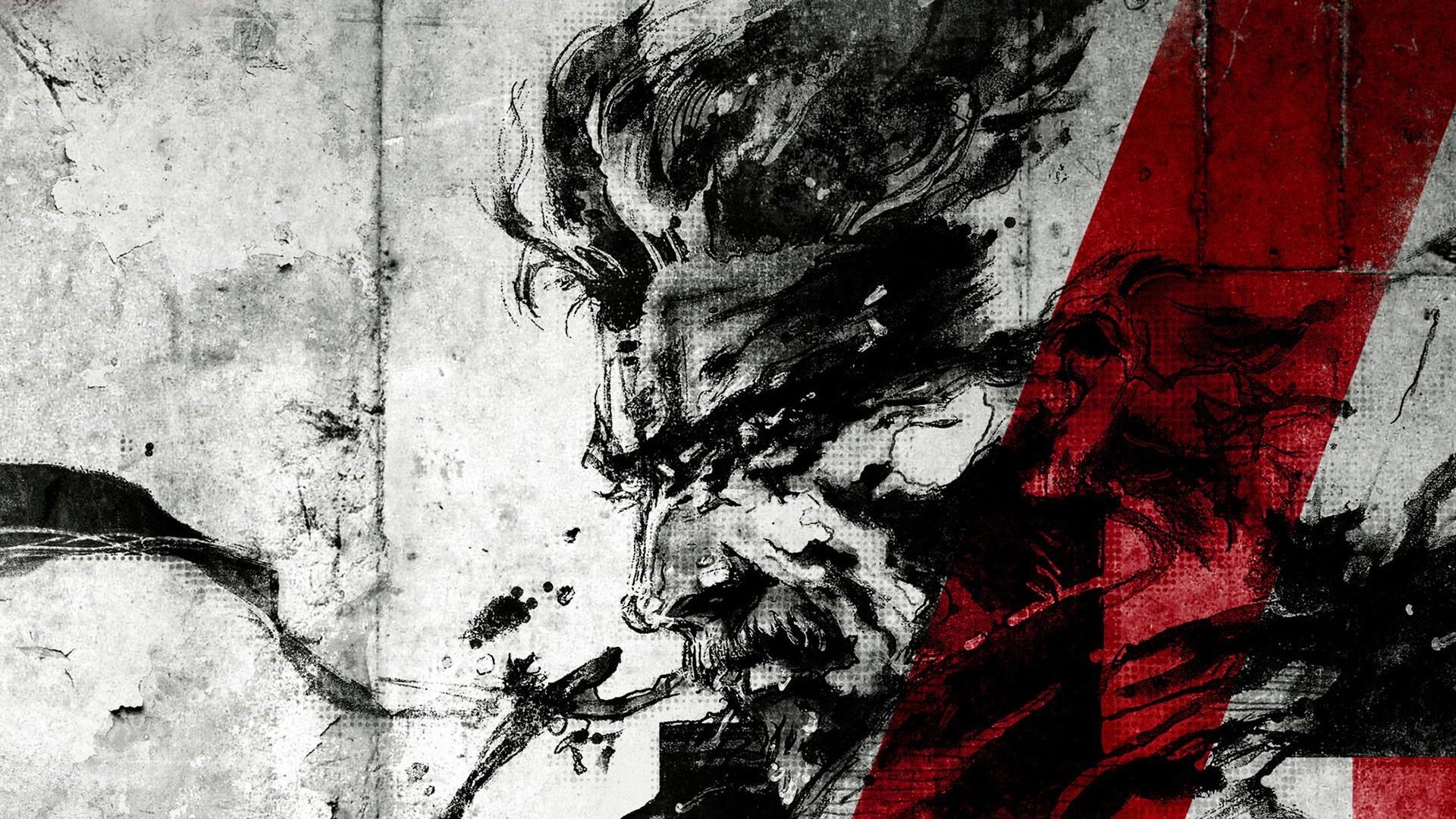 Metal Gear Solid Desktop Wallpapers Group (86+)