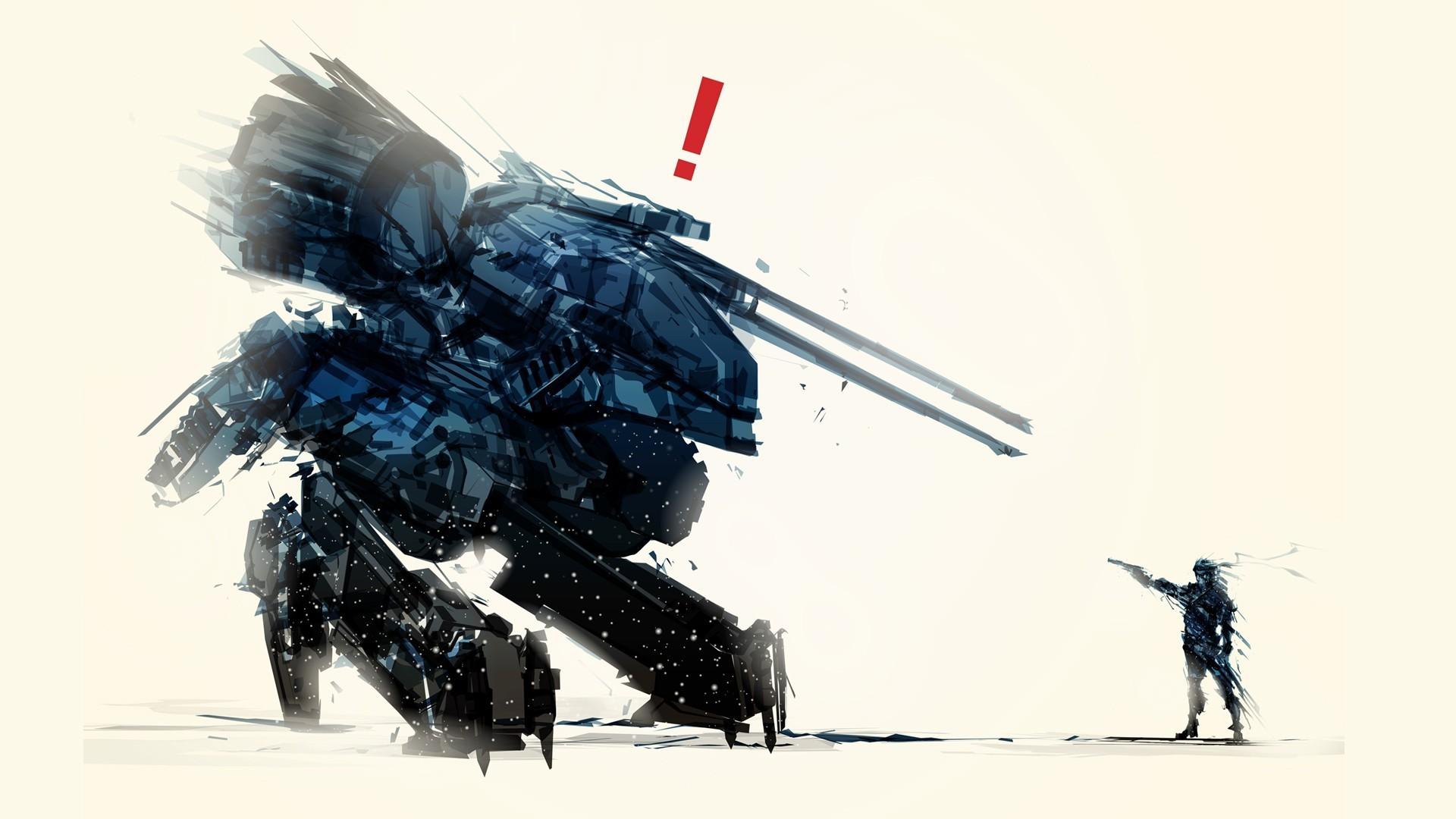 Metal Gear Solid Desktop Wallpaper