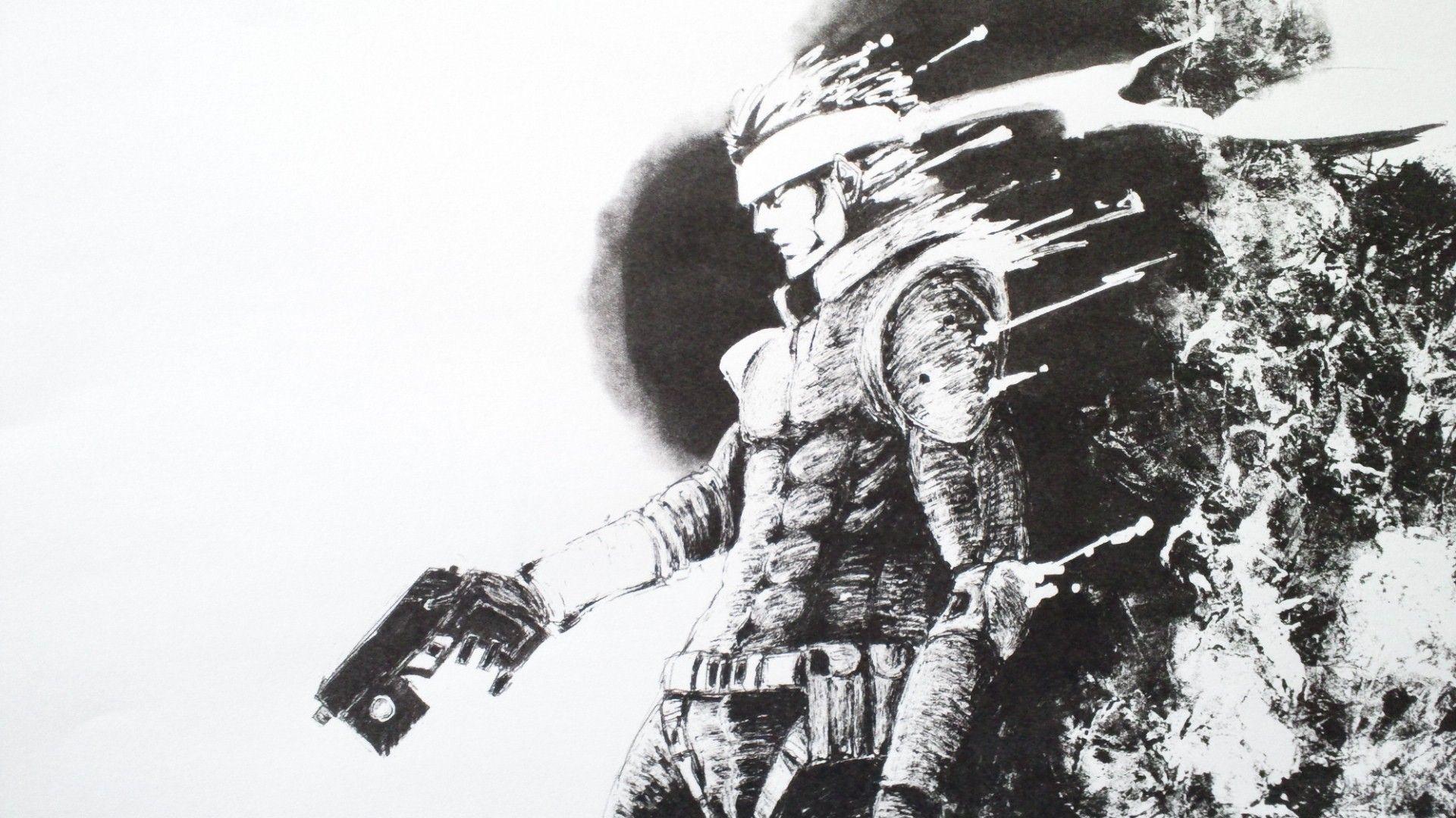 Metal Gear Solid Wallpapers HD - Wallpaper Cave