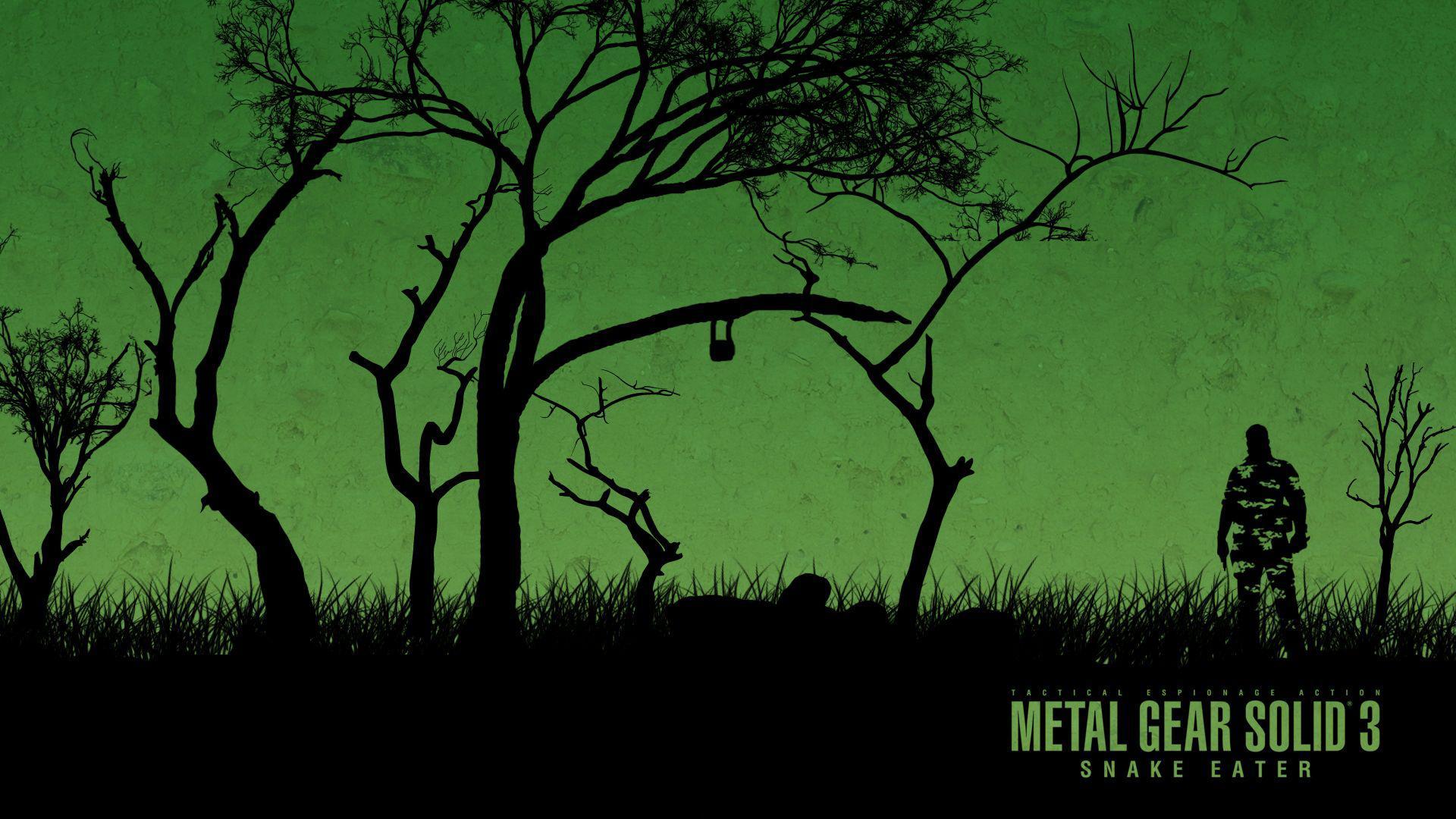 Metal Gear Solid 3 Wallpapers - Wallpaper Cave