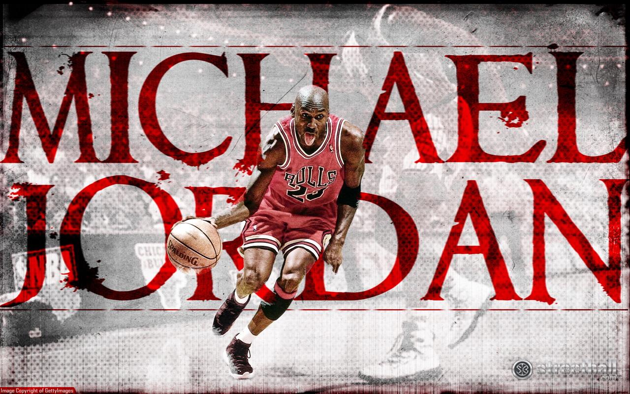 Michael Jordan Desktop Wallpaper 1280X800 – Free wallpaper download