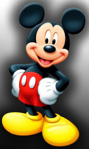 mickey mouse 3d wallpaper 9