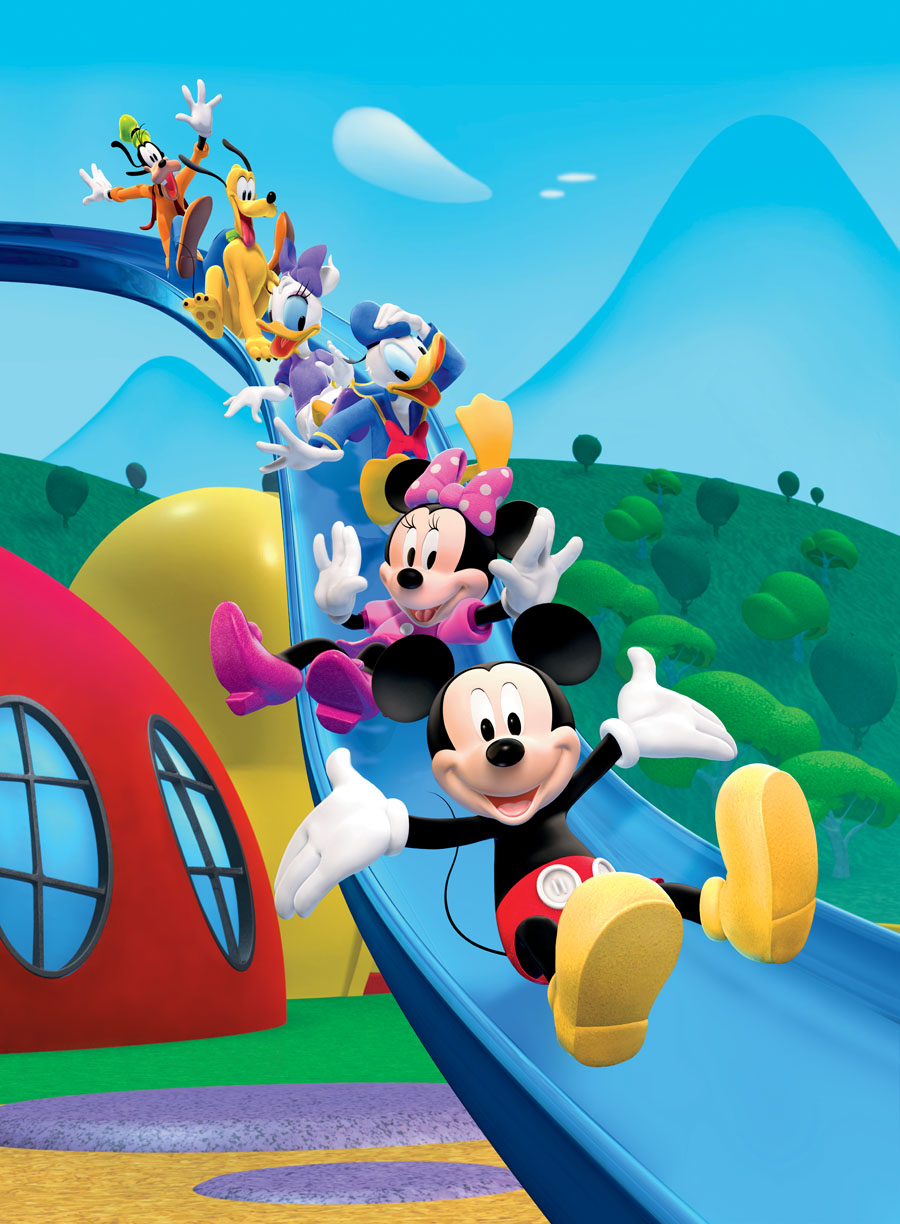 Mickey Mouse Clubhouse Backgrounds - WallpaperPulse