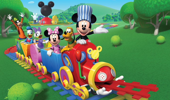 MickeyMouseClubhouse-S2-PS jpg 720×424 pixels | Craft ideas