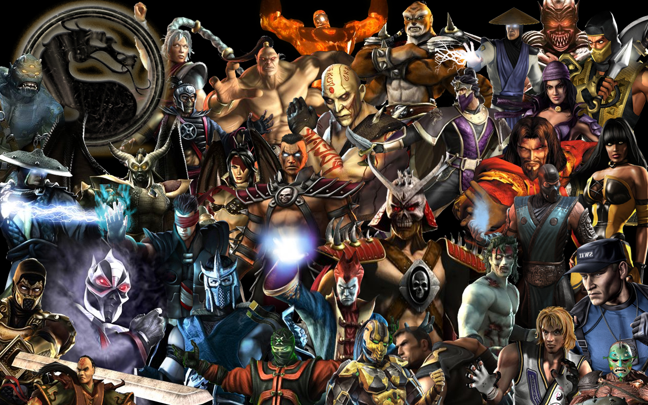 mortal kombat armageddon wallpaper 22