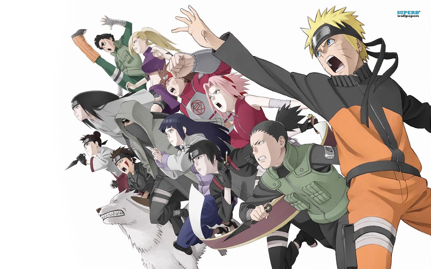 Naruto PS3 Wallpapers Group (52+)