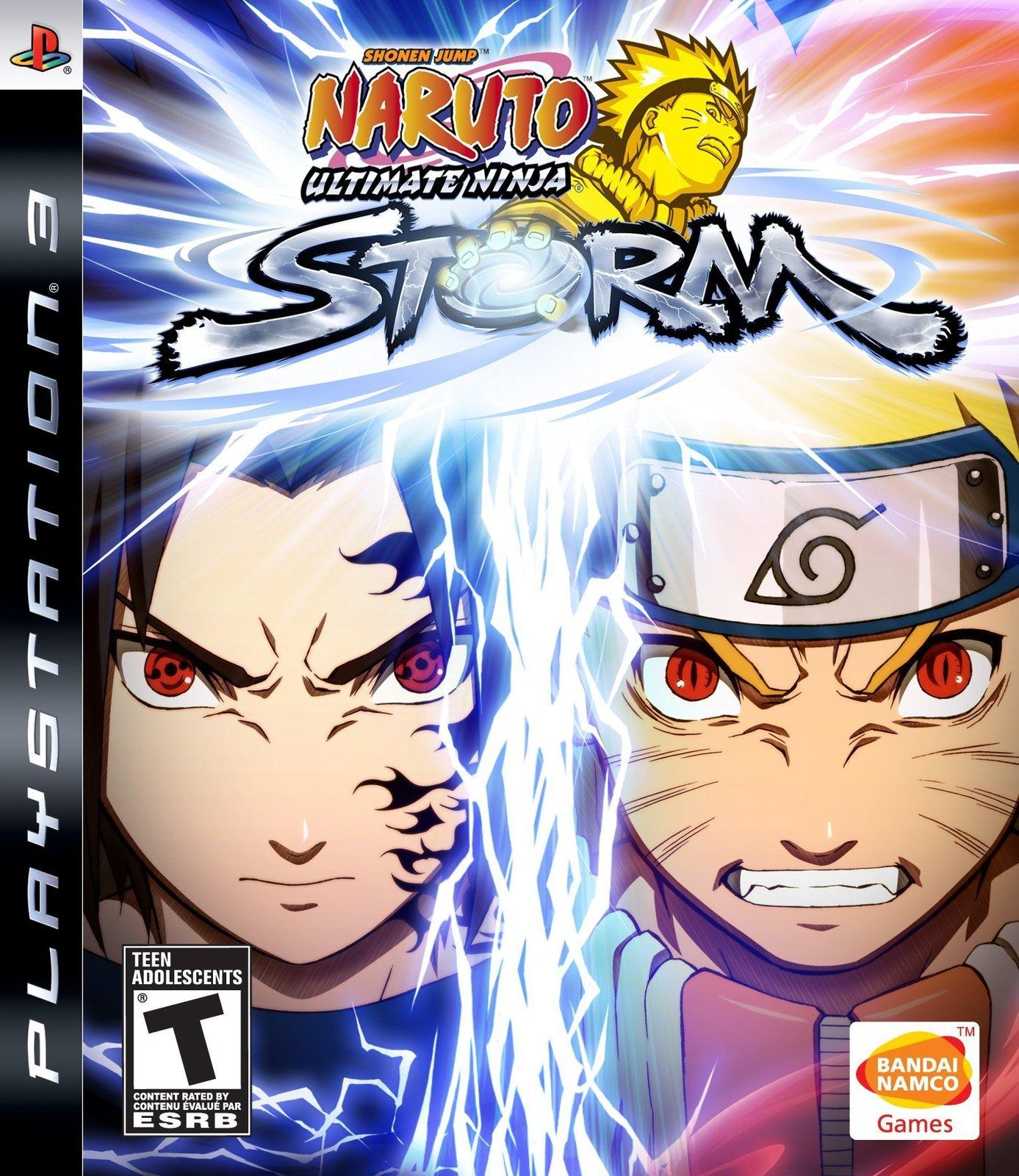 Naruto: Ultimate Ninja Storm | Narutopedia | Fandom powered by Wikia