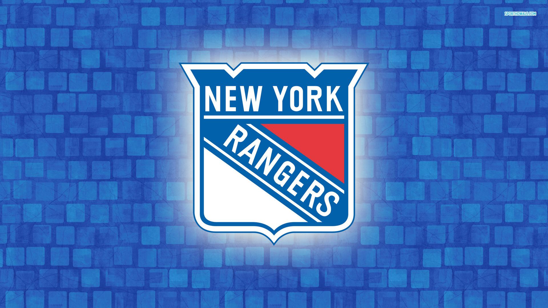New York Rangers wallpaper | 1920x1080 | #54075