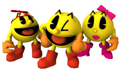 Pac-Man's Family | Pac-Man Wiki | Fandom powered by Wikia