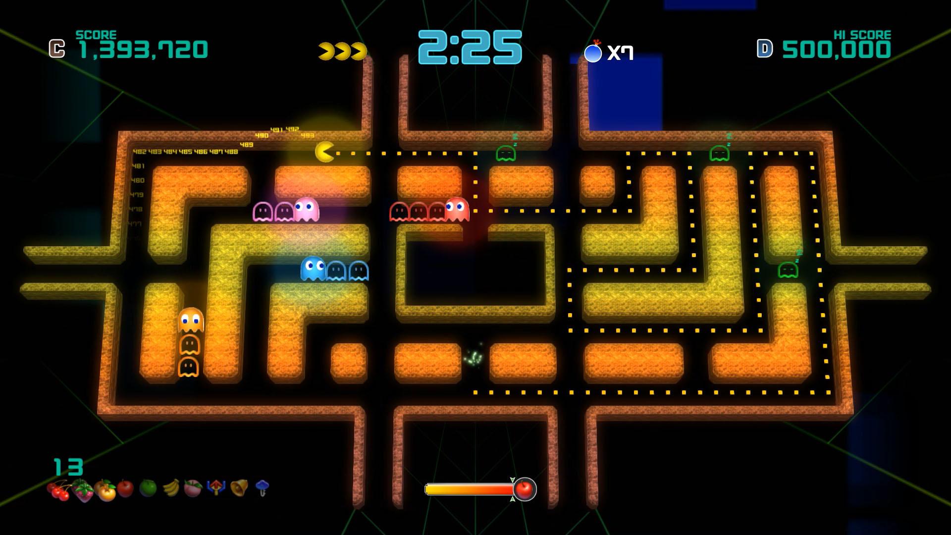 Pac-Man Championship Edition 2 Review - GameSpot