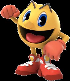 Pac-Man (character) - Wikipedia