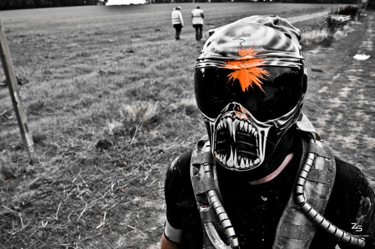 Wallpapers Paintball (category Wallpaper Sports - Leisures