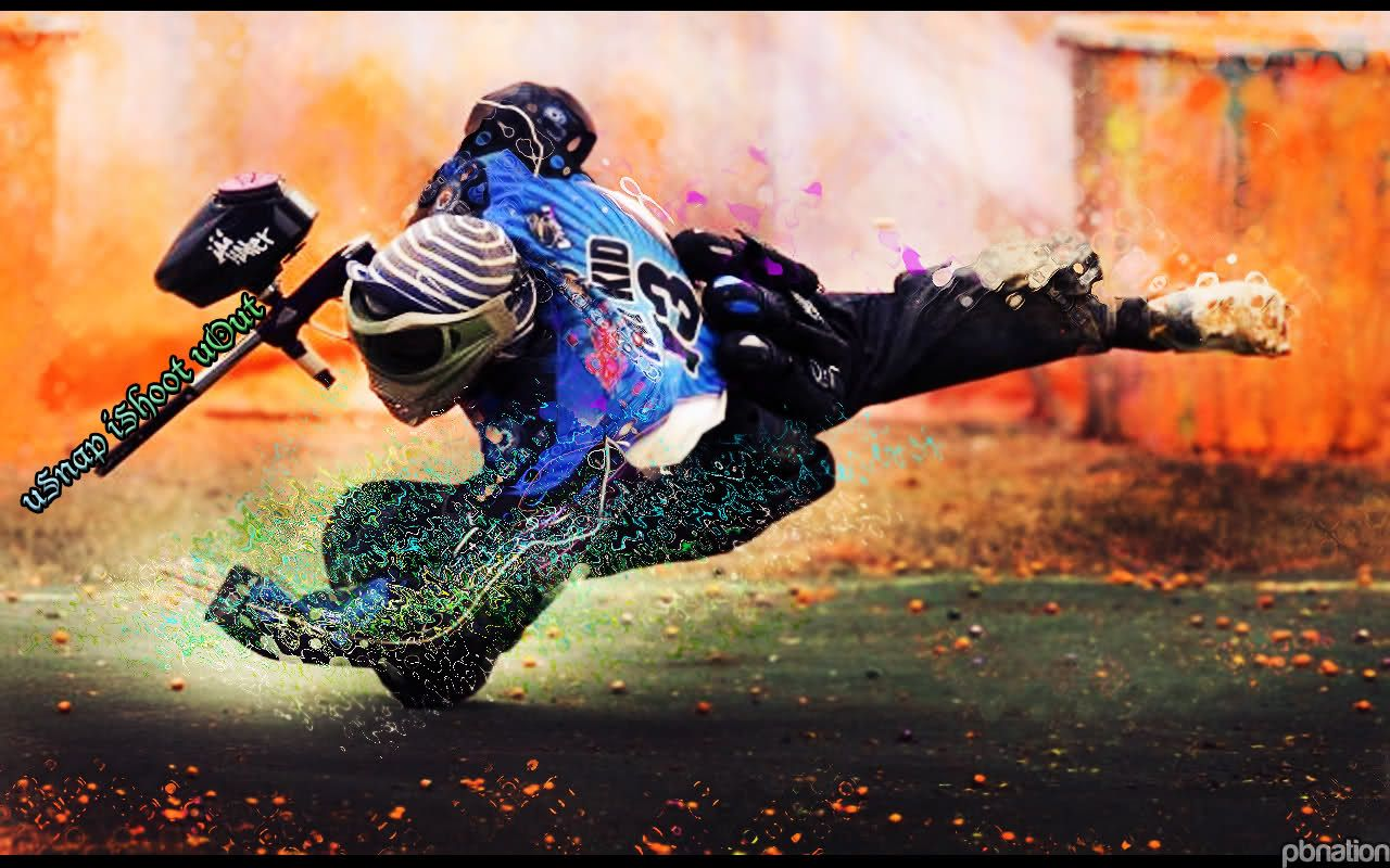 Best Paintball Wallpapers, Wide 4K Ultra HD Pics Collection