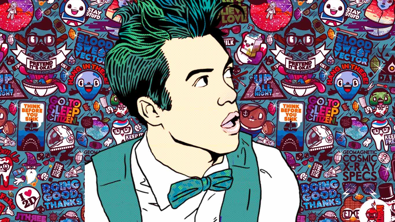 panic at the disco wallpaper 12