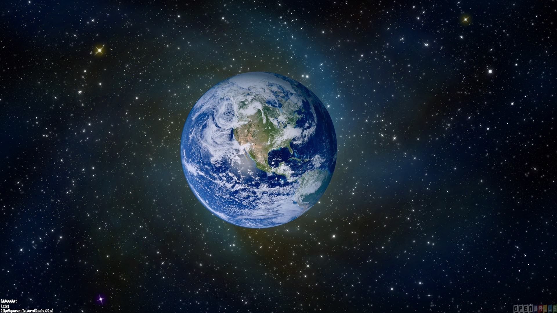 Cool Backgrounds: Amazing Earth From Space Images Collection