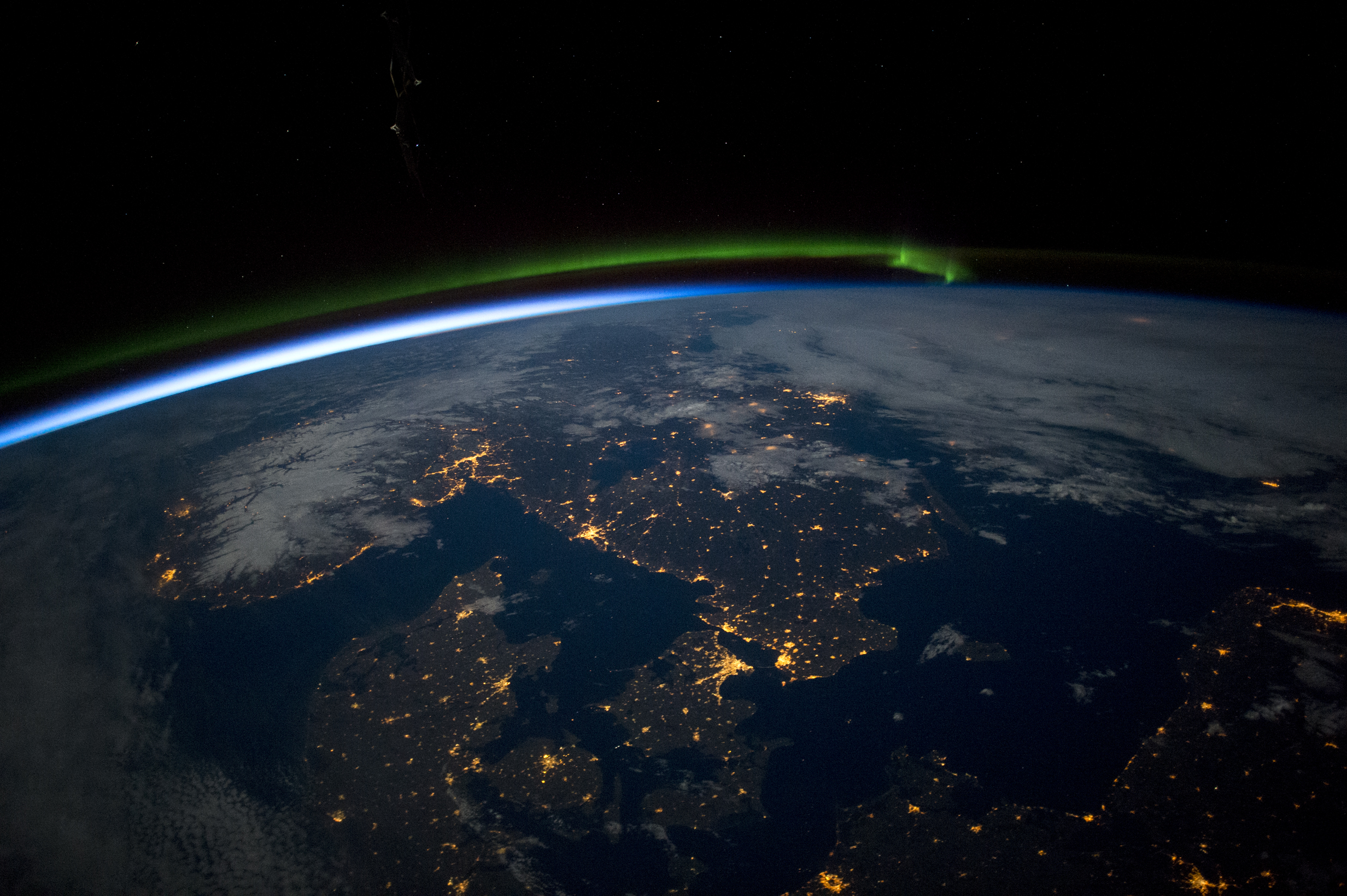 Top 15 Space Station Earth Images of 2015 | NASA