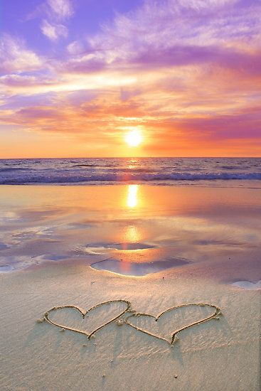 17 Best ideas about Sunset Beach on Pinterest | Ocean sunset