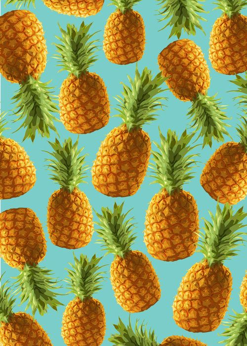 1000+ ideas about Pineapple Wallpaper on Pinterest | Pineapple
