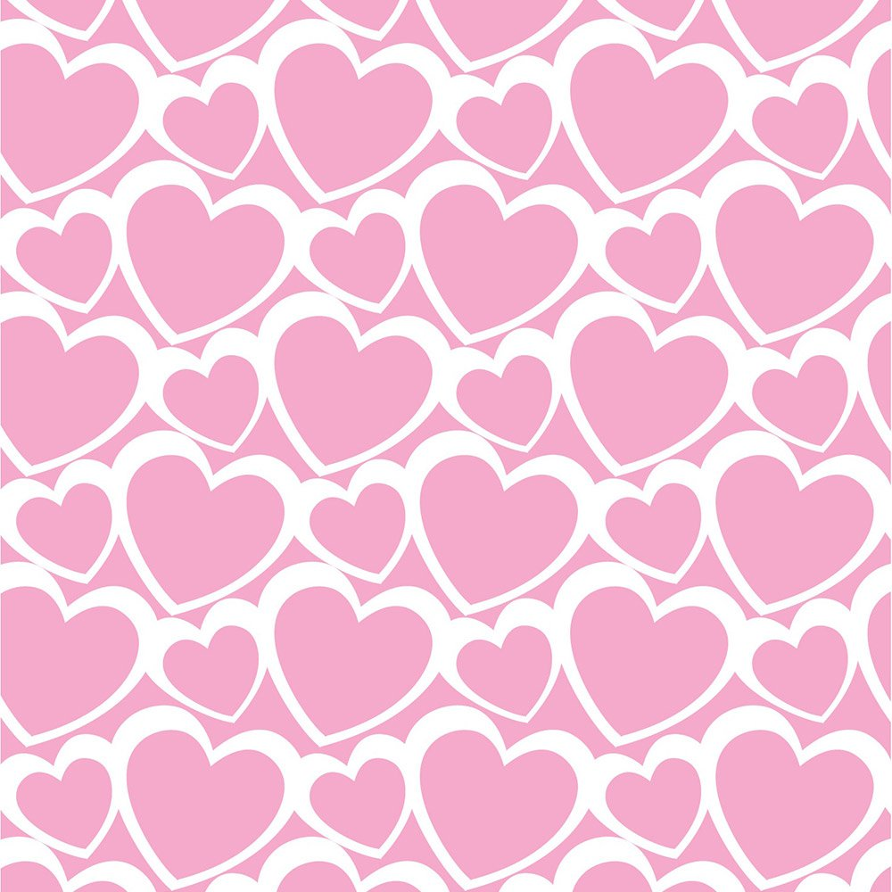 pink heart wallpaper 8