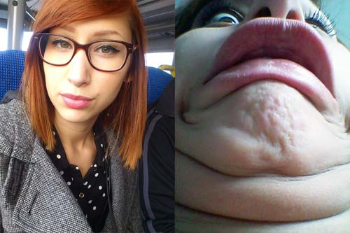 These Pretty Girls Making Horribly Ugly Faces Teach Us How To NOT