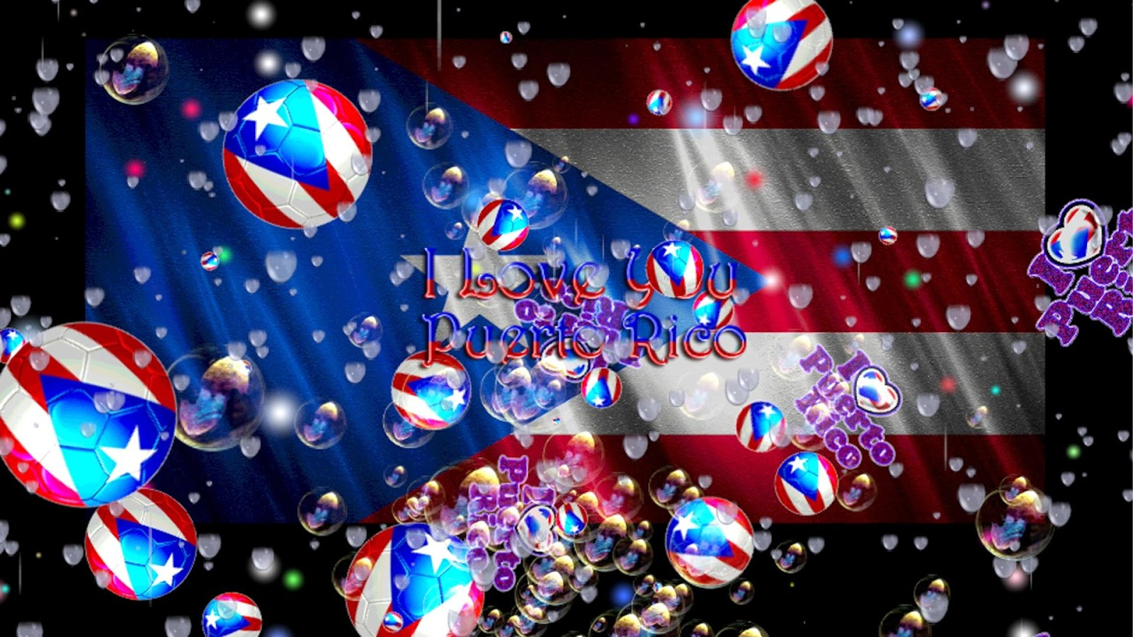 Puerto Rico Flag Love - Android Apps on Google Play