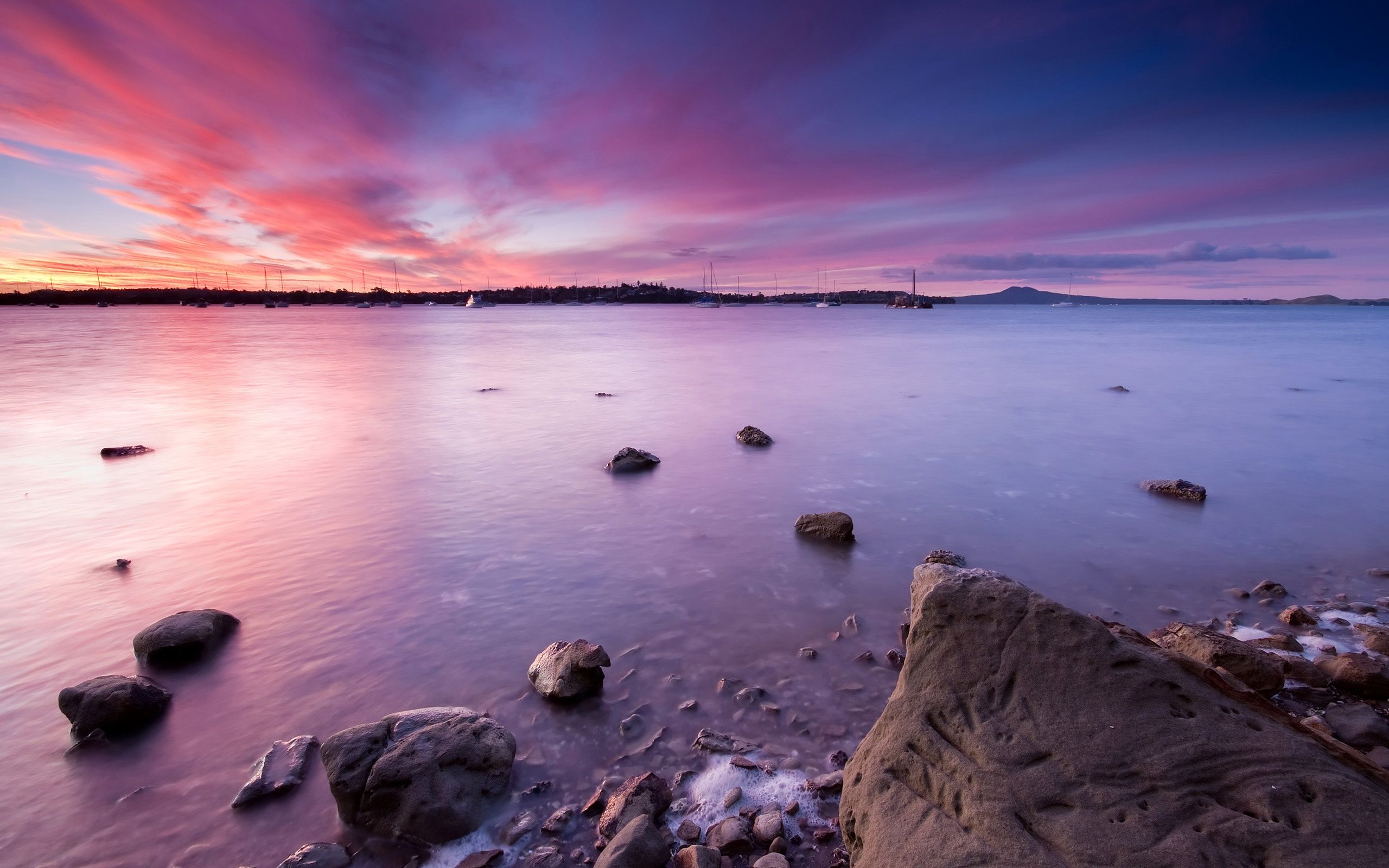 Purple Sunset HD wallpaper #1728540