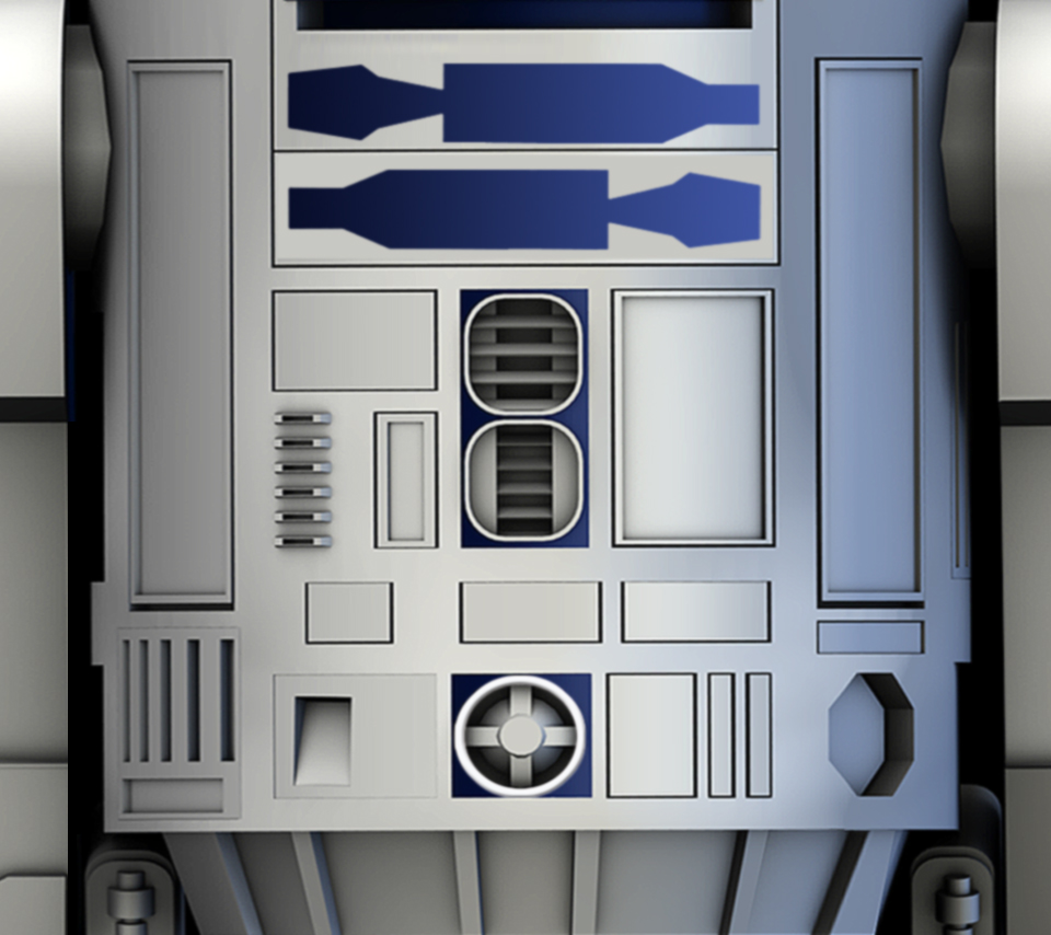 Download: R2-D2 DROID 2 Wallpapers Pack   Droid Life